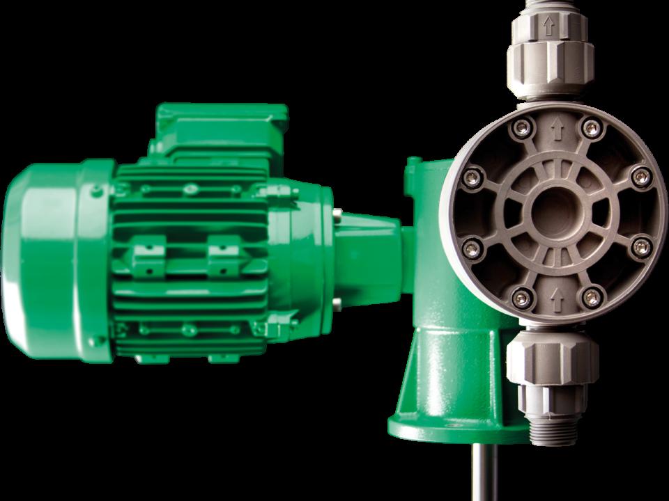 DV101 vertical pump